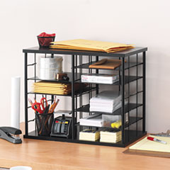 RUB1738583 - Rubbermaid® 12-Slot Organizer