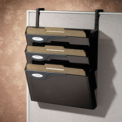 RUBL16783 - Rubbermaid® Hanging Pockets for Partitions