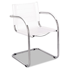 SAF3457WH - Safco® Flaunt™ Series Guest Chair