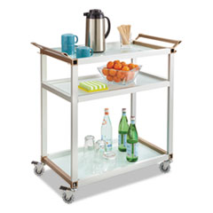 SAF8969SL - Safco® Large Refreshment Cart