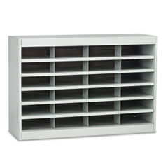 SAF9211GRR - Safco® E-Z Stor® Literature Organizers with Steel Frames and Shelves