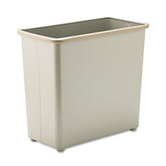 SAF9616SA - Safco® Square and Rectangular Fire-Safe Wastebaskets