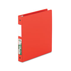 SAM14333 - Samsill® Clean Touch® Antimicrobial Locking D-Ring Binder