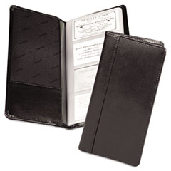 SAM81240 - Samsill® Regal™ Leather Business Card File