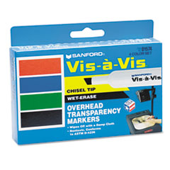 SAN1574 - EXPO® Vis-a-Vis® Wet Erase Overhead Projection Marker
