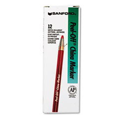 SAN2059 - Sharpie® Peel-Off™ China Markers