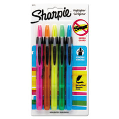 SAN28175PP - Sharpie® Accent® Retractable Highlighters