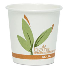 SCC370RC - Solo Bare® Eco Forward® Recycled Content PCF Hot Cups