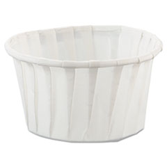 SCC400 - Solo Paper Souffle Portion Cups