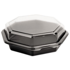 SCC865611PS94 - Solo OctaView® Hinged-Lid Cold Food Containers