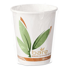 SCCW370RCJ8484 - SOLO® Cup Company Bare® Eco-Forward® Recycled Content PCF Hot Cups