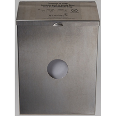 SCSCDSS - Scensible SourceCombination Dispenser/Receptacle Stainless Steel
