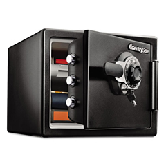 SENSFW082DTB - Sentry® Safe Fire-Safe  0.8 Cu. Ft. Combination with Key Safe