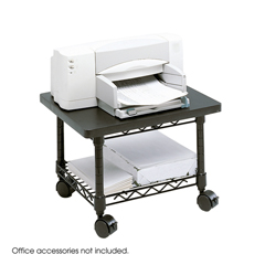 SFC5206BL - SafcoUnderdesk Printer/Fax Stand