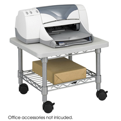 SFC5206GR - SafcoUnderdesk Printer/Fax Stand