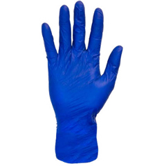 SFZGREL-LG-5M-P - Safety ZonePowder Free High Risk Medical Grade Latex Exam Gloves
