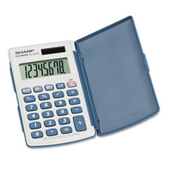 SHREL243SB - Sharp® EL-243SB Solar Pocket Calculator