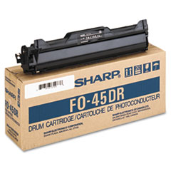 SHRFO45DR - Sharp® FO45DR Drum Cartridge