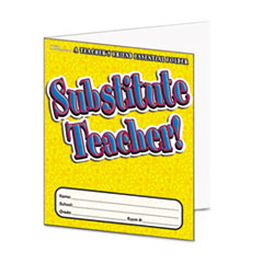 SHS0439503930 - Scholastic Substitute Teacher Essential Folder