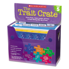 SHS0439687330 - Scholastic The Trait Crate