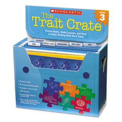 SHS0439687365 - Scholastic The Trait Crate