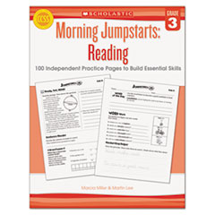 SHSSC546422 - Scholastic Morning Jumpstarts: Reading