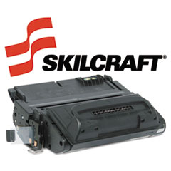 SKLQ5942A - SKILCRAFT Remanufactured Q5942A (42A) Toner, 10000 Page-Yield, Black