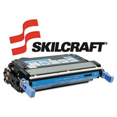 SKLQ5951A - SKILCRAFT Remanufactured Q5951A (643A) Toner, 10000 Page-Yield, Cyan