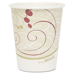 SLO370SMSYM - Solo Paper Hot Cups