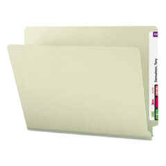 SMD26200 - Smead® Extra-Heavy Recycled Pressboard End Tab Folders
