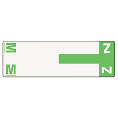 SMD67164 - Smead® Alpha-Z® Color-Coded First Letter Combo Alpha Labels