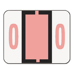 SMD67370 - Smead® Numerical End Tab File Folder Labels
