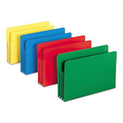 SMD73550 - Smead® Poly Drop Front File Pockets