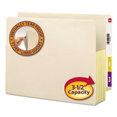 SMD75164 - Smead® Manila End Tab File Pockets