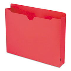 SMD75569 - Smead® Colored File Jackets with Reinforced Double-Ply Tab