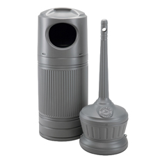 SMO715303 - Smokers' OutpostStandard LitterMate™ Combo - Ash and Trash Combination Pack