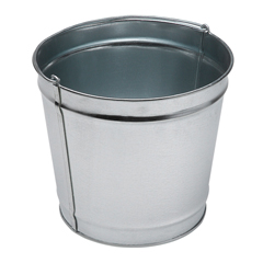 SMO794400 - Smokers' OutpostLarge Steel Replacement Pail