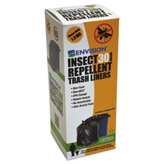 STOSTOP3340K13R - Stout® Insect-Repellent Trash Bags