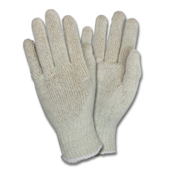SFZGSLW-MN-2C - Safety ZoneMens Light Weight String Knit Gloves