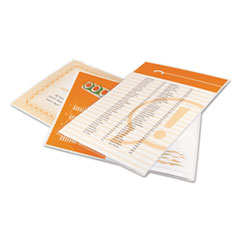 SWI3745022 - Swingline™ Fusion™ UltraClear™ Laminating Pouches