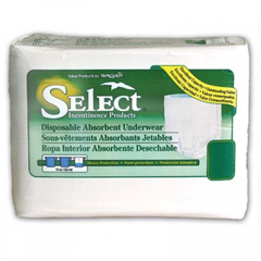 MON26053101 - PBESelect® Disposable Absorbent Underwear