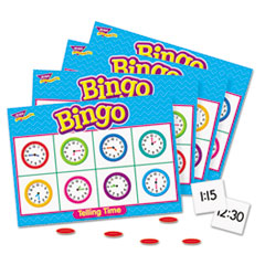 TEPT6072 - TREND® Young Learner Bingo Game