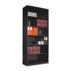 TNNB78BK - Tennsco Metal Bookcases