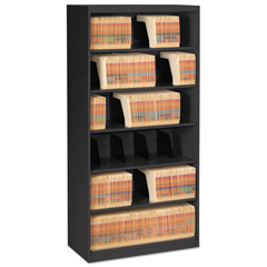TNNFS360BL - Tennsco Fixed Shelf Lateral File