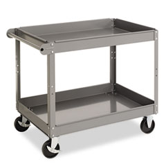 TNNSC2436 - Tennsco Two-Shelf Metal Cart