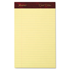 TOP20029 - Ampad® Gold Fibre® 20-lb. Watermarked Writing Pads