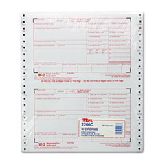 TOP2206C - TOPS® W-2 Tax Form- Continuous