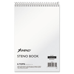 TOP25774 - Ampad® Envirotec™ Recycled Steno Book