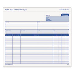 TOP3813 - TOPS® Snap-Off® Invoice