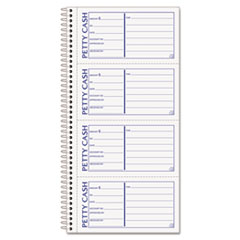 TOP4109 - TOPS® Petty Cash Receipt Book